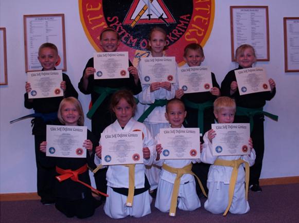 August 2016 Elite Karate Testing