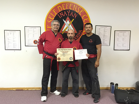 November 2014 Elite Senior Karate Testing