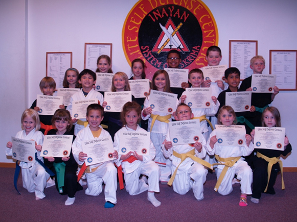 October 2016 Elite Karate Testing
