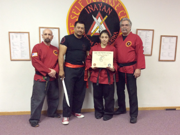 March 2016 Elite Senior Black Belt Promotion